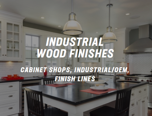 Gemini Industrial Wood Finishes